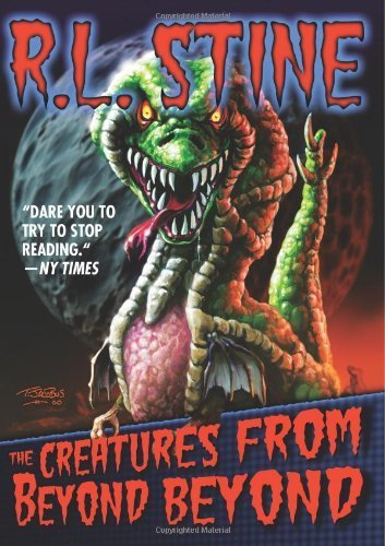 The Creatures from Beyond Beyond (Halloween Ideas For Grade 2)