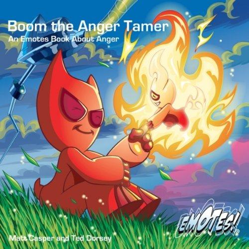 BOOM THE ANGER TAMER