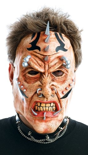 Metal Mike Mask Size One Size -