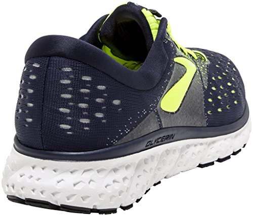 new products 7558e 57be8 Brooks Glycerin 16, Scarpe da Running Uomo Multicolore (Navy Nightlife Grey  426 ...