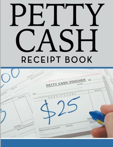 Petty Cash Receipt Book