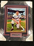 Harmon Killebrew Kneeling with Bat Signed 'HOF 84 11x14 Professionally Framed - Autographed MLB Photos