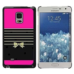 For Samsung Galaxy Mega 5.8 / i9150 / i9152 , S-type® Stiletto Lips Bling Fashion Purple - Arte & diseño plástico duro Fundas Cover Cubre Hard Case Cover