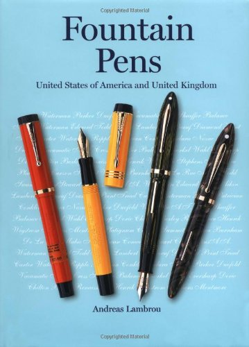 Fountain Pens : United States of America and United Kingdom (United Pen compare prices)