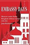 Free eBook - Embassy Days