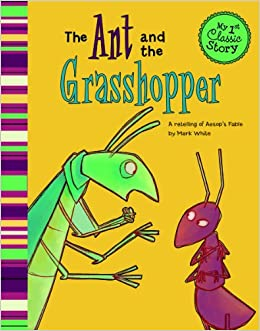 Ant and bee original books