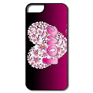 Designed Amazing Design Thin Fit Love Season IPhone 5/5s Case For Her