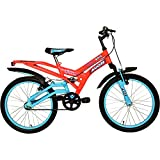 Avon Epic 20T Cycle for Boys - Florescent Orange/Sky Blue