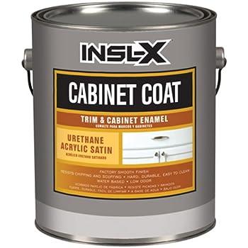 INSL-X PRODUCTS CC4560092-01 Gallon Satin Tint Cab Enamel ...