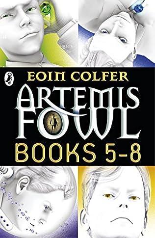 book cover of Artemis Fowl: Books 5-8