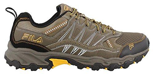 Fila Men's At Peake 16 Hiking Sneakers, Brown, 13 M At Peake 16