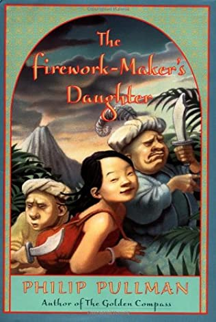 book cover of The Firework-Maker\'s Daughter