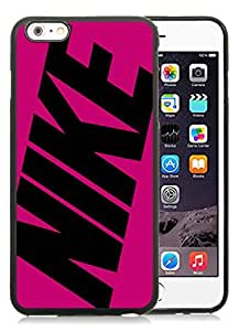 Beautiful Unique Designed iPhone 6 Plus 5.5 Inch Cover Case With Nike 23 Black Phone Case
