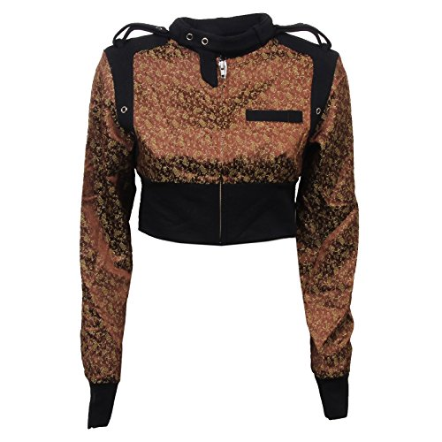 D5848 giacca donna CUSTO BARCELONA SLIM FIT jacket woman [38]