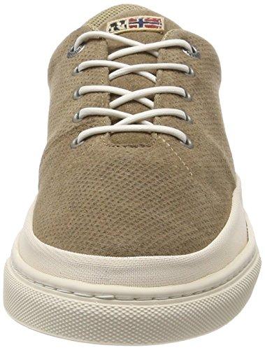 NAPAPIJRI FOOTWEAR Uomo Beige Desert Beige Sneaker King PPRrcO