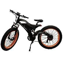 SMTEV Smart Peak | Electric Bicycle | E-bike | Pedal Assist | Throttle | Full Suspension | Fat Tire | Lithium Battery | 500 watts | Smart EV Mobility