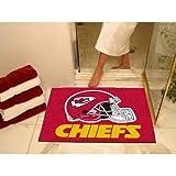 """NFL - Kansas City Chiefs All-Star Mat 34""""x45"""""""