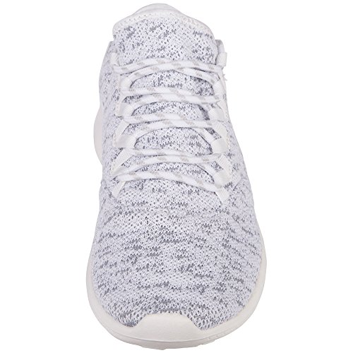 Kappa grey Adulte Mixte Baskets White White grey Flap 1016 1016 Blanc 7aU7w