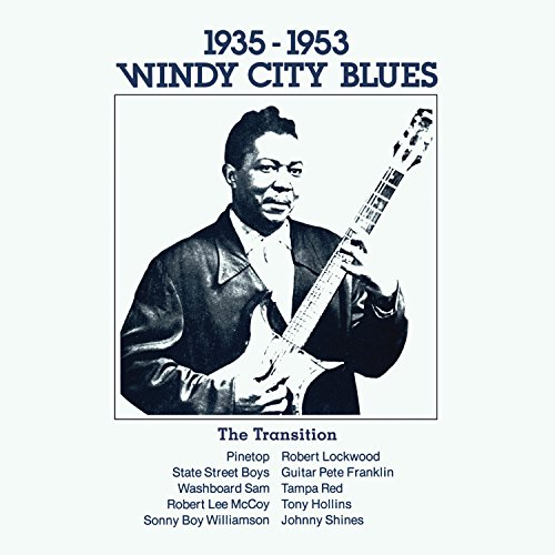 Windy City Blues 1935-1953 / Various ()