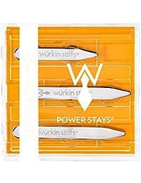 Würkin Stiffs Magnetic Power Collar Stays (3 Pair)