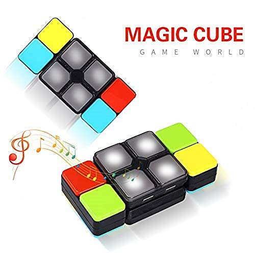 Music Magic Speed Cube, Besmon Memory Game Flip-Side Game Slide Puzzle Decompression ()
