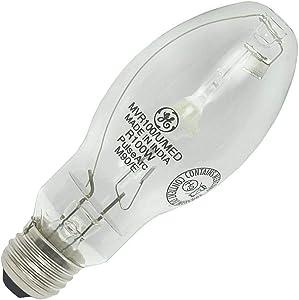 Current Professional Lighting MVR400/VBU/XHO High Intensity Discharge Quartz Metal Halide Light Bulb, ED37(6 pack)