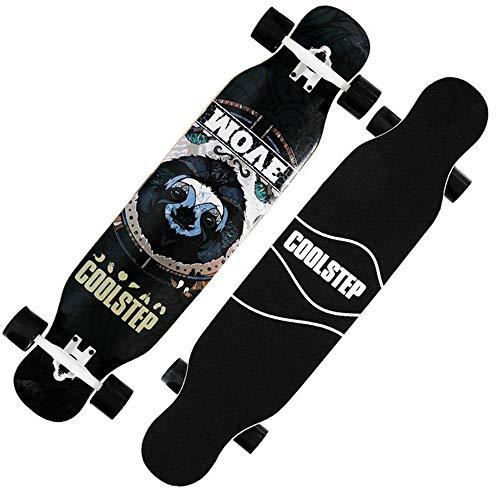 BeTyd Cool Skateboard Durable 1pc 2019 New 107 23cm Long Board 70 51mm 78A Wheel Dancing Board-M