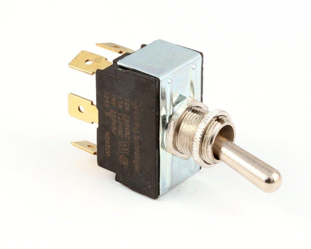 Apw Wyott 67005 Toggle DPDT 125V-17A 2 Switch