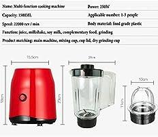 CHAN 1500ML Duradero Multi-Función De Cocción De Verduras Máquina ...