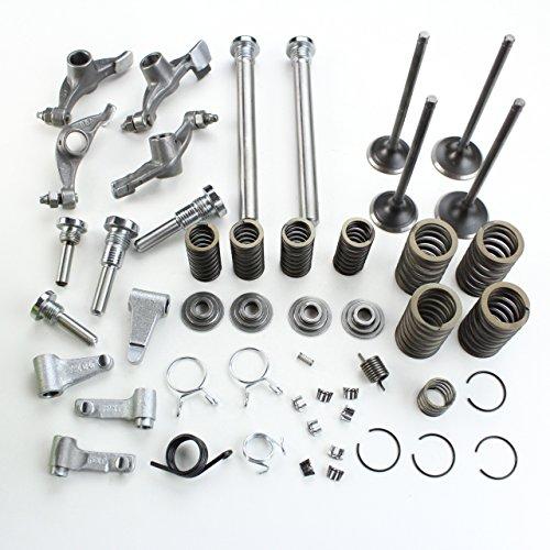 NICHE Cylinder Head Rebuild Kit for Honda Sportrax TRX400EX 1999-2008