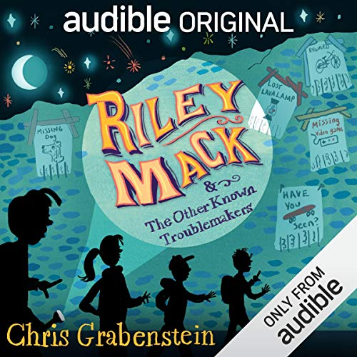 (Riley Mack and the Other Known Troublemakers)
