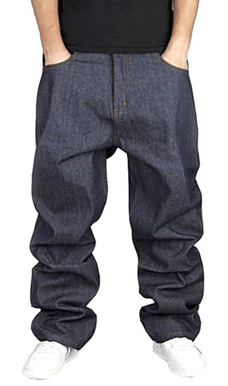 a2d8f23cc2 Baggy Dark Blue Jeans