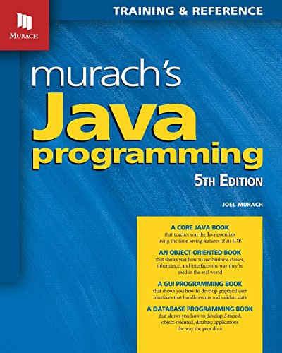 Murach's Java Programming (5th Edition)