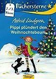 Pippi plündert den Weihnachtsbaum (Büchersterne)