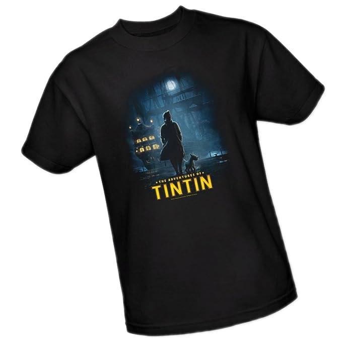 Amazon.com: Título Cartel – -Las aventuras de Tintín ...