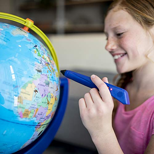 51Imdk%2B5I2L - Educational Insights GeoSafari Jr. Talking Globe Featuring Bindi Irwin Learning Toy