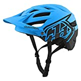 Cheap Troy Lee Designs A1 Classic Mountain Bike Adult Helmet 2018 with MIPS Protection System 6 Intake Passages 6 Rear Outlets Medium/Large Ocean Blue