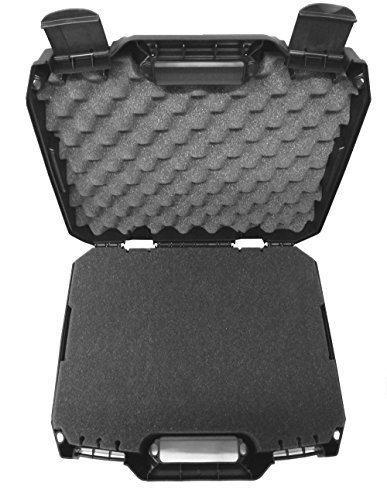 (WORKFORCE Travel Video Projector Case with Customizable Foam for Optoma Projector DLP, WXGA, 1080p and 3D Projectors - Fits Optoma HD142X / HD141X / HD143X , HD28DSE / HD142x / HD27 / HD26 and More)