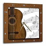 3dRose dpp_149974_2 Guitar Music Concept Wall Clock, 13 x 13 Review