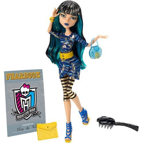 Monster Cable Cleo de Nile Doll
