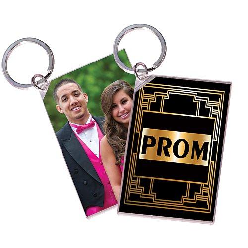 Shindigz 1920's Prom Acrylic Key Chains -