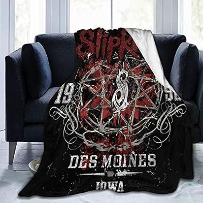 Rhythm Of Rain Slipknot Ultra-Soft Micro Fleece Blanket Multisize Winter Quilt for Bed Sofa Office: Home & Kitchen