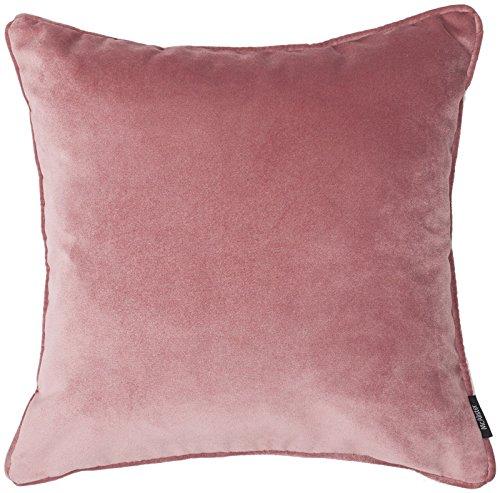 McAlister Matt-Velvet | Extra-Large Plush Super-Soft Velvet Pillow Cover Euro Sham Case | 24x24