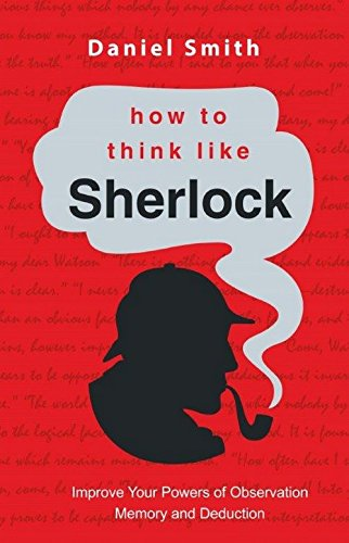 How to Think Like Sherlock pdf epub