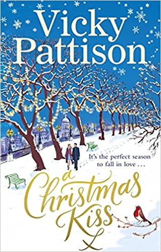 Book A Christmas Kiss (Christmas Fiction)