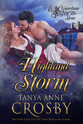 Highland Storm (Guardians of the Stone Book ()