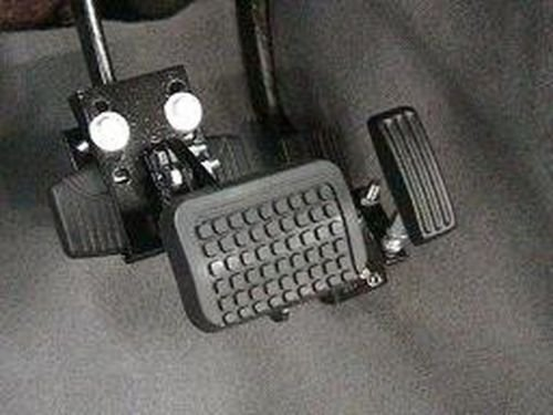 Best Gas and Brake Pedal Extender for (Clutch Foot Pedal)