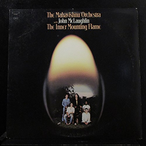 Price comparison product image Mahavishnu Orchestra - The Inner Mounting Flame - Columbia - PC 31067