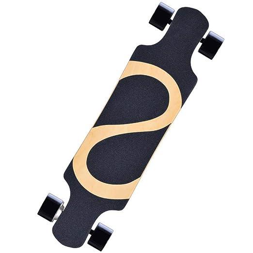 ARQANJ- Skate Skateboard Scooter eléctrico de Cuatro Ruedas ...