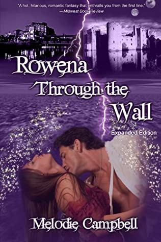 book cover of Rowena Through the Wall